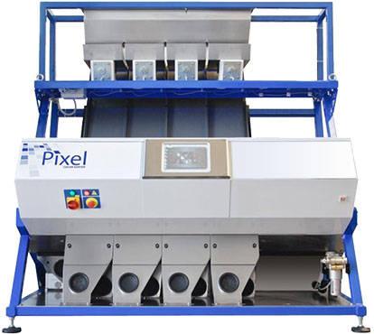 Такого высокого качества очистки, сортировки и калибровки семечки мы добиваемся путём обработки на Фотосепараторах PIXEL (Италия) и Мультиочистителях PETKUS M 15 (Германия).